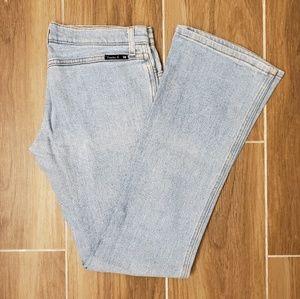 Frankie B. 'Charlie' low rise, slim, bootcut jeans